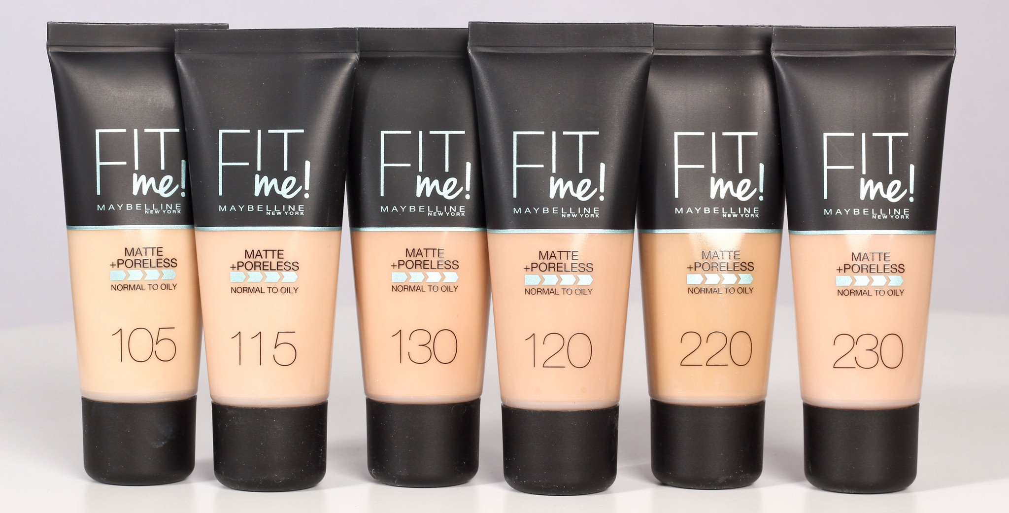 「Maybelline Fit Me! Matte and Poreless Foundation」的圖片搜尋結果