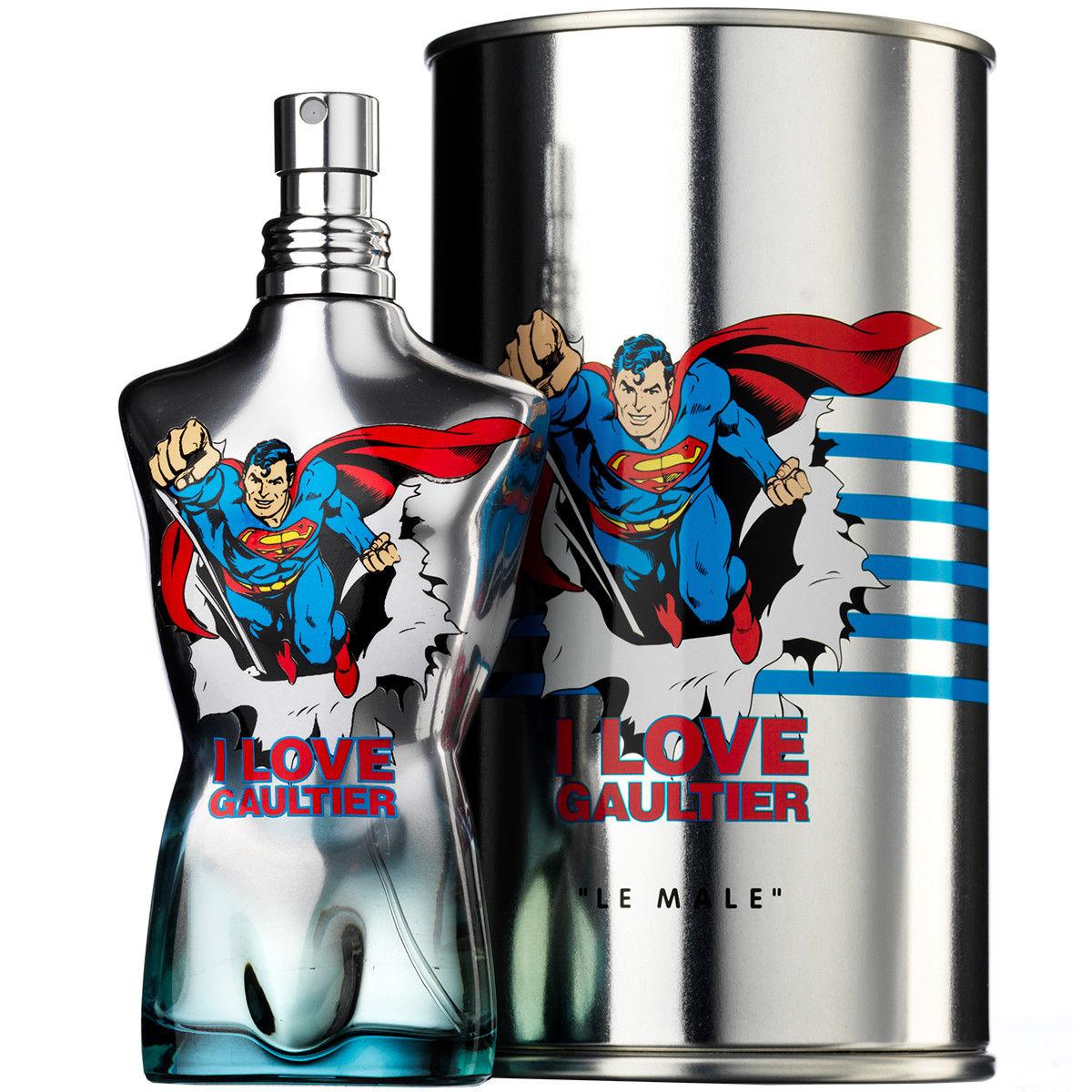 Jean Paul Gaultier Le Male Superman Eau Fraîche 75ml
