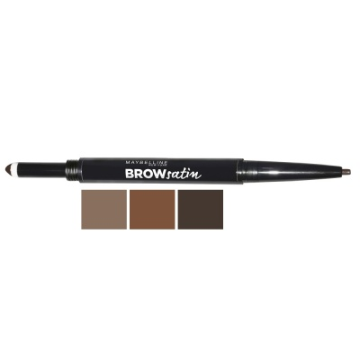 Maybelline Brow Satin Duo Pencil & Filling Powder