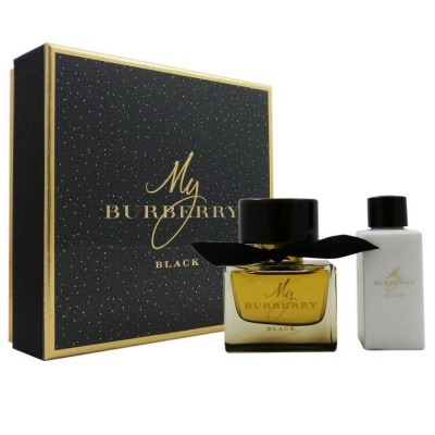 My Burberry Black 50ml EDP Spray / 75ml Body Lotion
