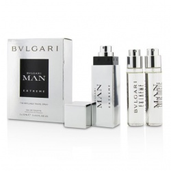 Bvlgari Man Extreme Set 3 X 15ml EDT
