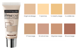 Maybelline Affinitone Unifying Foundation Cream 30ml
