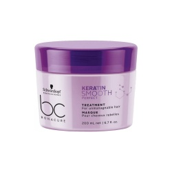 Schwarzkopf BC Bonacure Keratin Smooth Perfect Mask