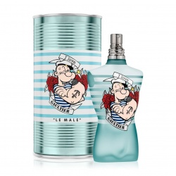 Jean Paul Gaultier Le Male Popeye Eau Fraiche 125ml